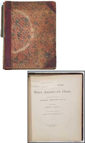 Illustrations of West American Oaks: GREENE, Edward L.