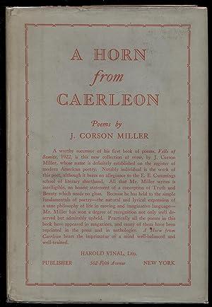 A Horn from Caerleon: MILLER, J. Corson