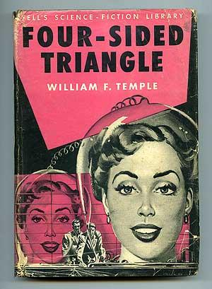 Four-Sided Triangle: TEMPLE, William F.