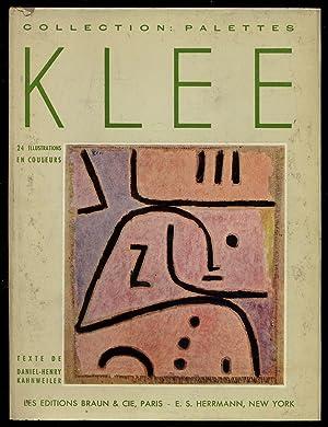 Klee: KAHNWEILER, Daniel-Henry