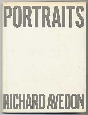 Portraits: AVEDON, Richard
