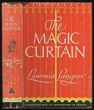 The Magic Curtain: The Story of a: LANGNER, Lawrence