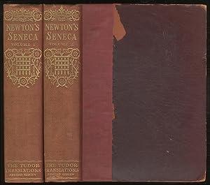 Seneca: His Tenne Tragedies: [In Two Volumes]: NEWTON, Thomas, edited