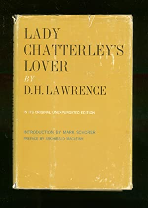 Lady Chatterley's Lover: LAWRENCE, D.H.