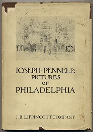 Joseph Pennell's Pictures of Philadelphia. Reproductions Of: PENNELL, Joseph