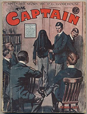 """Pillingshot's Paper"""" [story in] The Captain - February 1911: WODEHOUSE, P.G.)"""