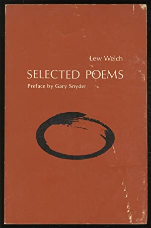 Selected Poems: WELCH, Lew