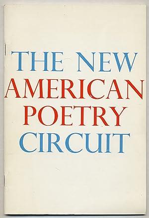 The New American Poetry Circuit: ALEXANDER, D. David