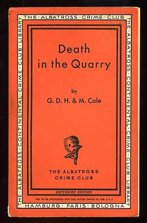 Death in the Quarry: COLE, G.D.H. & M.
