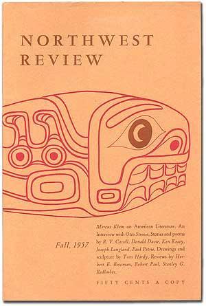 Northwest Review. Volume 1. Number 2: KESEY, Ken, R.V.