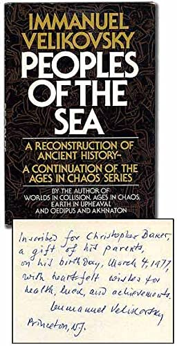 Peoples of the Sea: The Concluding Volume of The Ages In Chaos Series