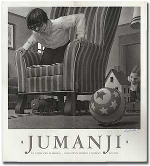 Poster]: Jumanji: VAN ALLSBURG, Chris