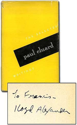 Selected Writings: ELUARD, Paul (Lloyd