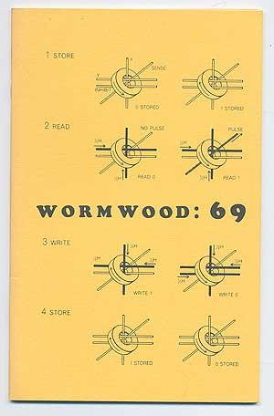 The Wormwood Review. Volume 18, Number 1 (Issue 69)