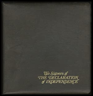 The Signers of The Declaration of Independence: A Limited Edition Collection of Philatelic Commem...