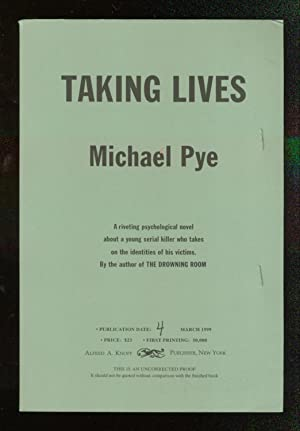 Taking Livies: PYE, Michael