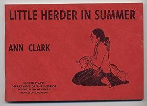 Little Herder In Summer: CLARK, Ann