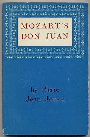 Mozart's Don Juan: JOUVE, Pierre Jean