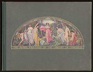 The Library of Congress Mural Paintings in