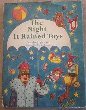 The Night It Rained Toys: Dorothy Stephenson