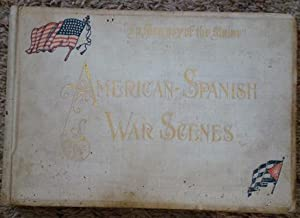 "American-Spanish War Scenes ""In Memory of the Maine"": Lieutenant Edgar Johnston"