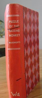 Puzzle of the Talking Monkey: L.A. Wadsworth