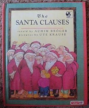 The Santa Clauses: Achim Broger