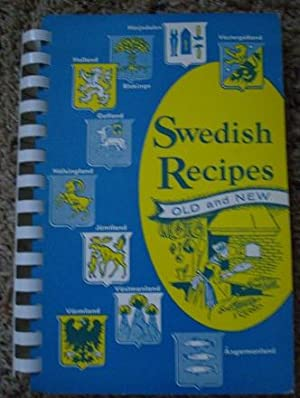 Swedish Recipes: Old and New: American Daughters of Sweden