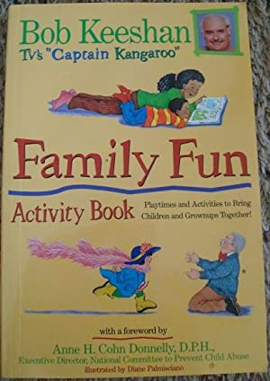 Family Fun Activity Book: Keeshan, Robert