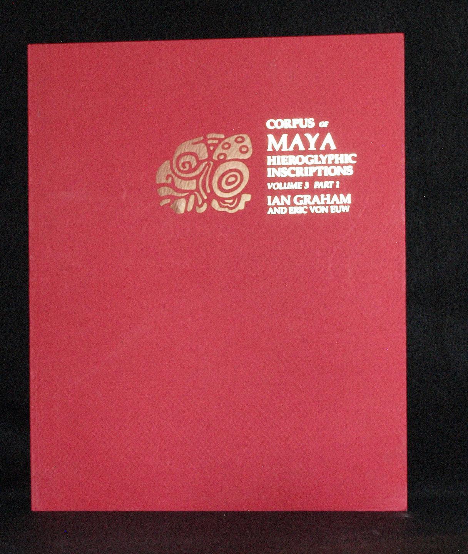 Corpus of Maya Hieroglyphic Inscriptions 1