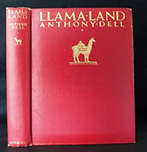 Llama Land: East and West of the: Anthony Dell