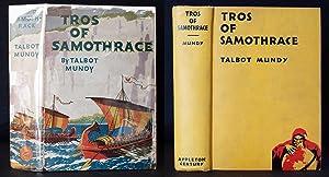 Tros of Samothrace: Talbot Mundy