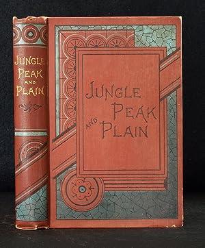 Jungle, Peak and Plain: A Boy's Book of Adventure: Gordon Stables
