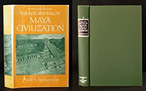 The Rise and Fall of Maya Civilization