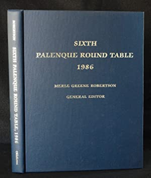 Sixth Palenque Round Table, 1986, Vol. VIII