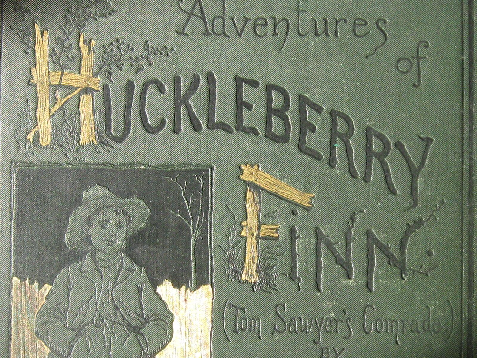 abraham lincoln and huckleberry finn Courier-journal calls wade hall's abraham lincoln life, looks to unique new edition the adventures of tom sawyer and huckleberry finn.