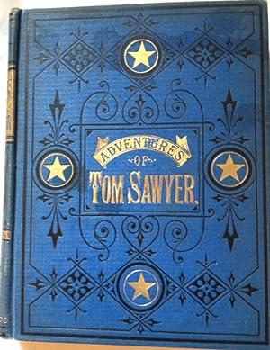 Adventures of Tom Sawyer.: Twain, Mark.
