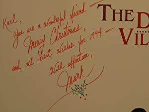 The Disney Villain (Specially inscribed and signed by Disney Animator): Johnston, Ollie; Thomas, ...