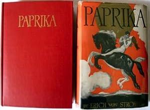 Paprika: Von Stroheim, Erich.