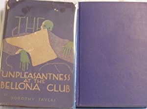 The Unpleasantness at the Bellona Club (A Lord Peter Wimsey Mystery)