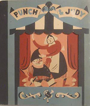 Punch & Judy: The Comical Tragedy or Tragical Comedy of Punch & Judy (with portable stage). Adapt...