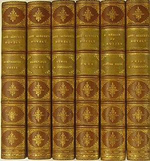 Novels: Sense and Sensibility, Pride and Prejudice,: Austen, Jane (The
