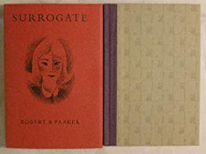 Surrogate. (A Spenser story.) Signed/Limited of 300 copies.