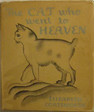 The Cat Who Went to Heaven With splendid illustrations by Lynd Ward