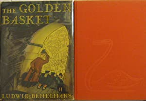 The Golden Basket (Color illustrations) With striking and splendid color illustrations and plates...