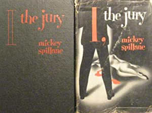 I, the Jury (Signed Bookplate Laid in)