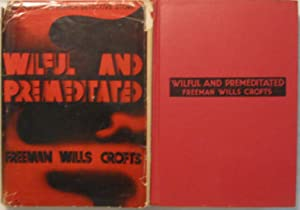 Wilful and Premeditated. (Original Hawkins dust jacket)