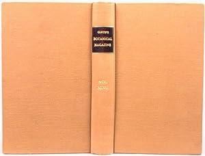 Curtis's Botanical Magazine (Volumes XLVII): Curtis, William