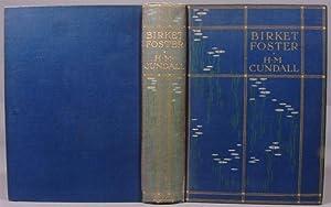 Birket Foster: Cundall, H.M.
