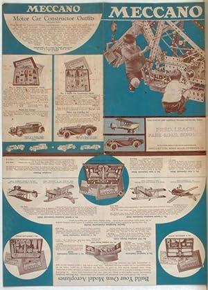 Meccano Leaflet 2/733/500: A